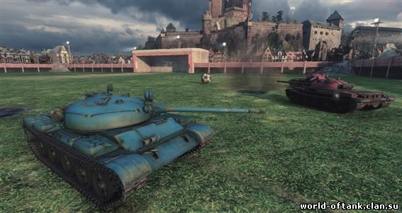 Играть world of tanks 2011 год