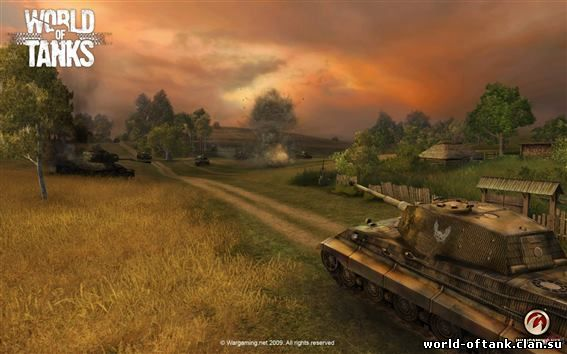 Темы игры для world of tanks